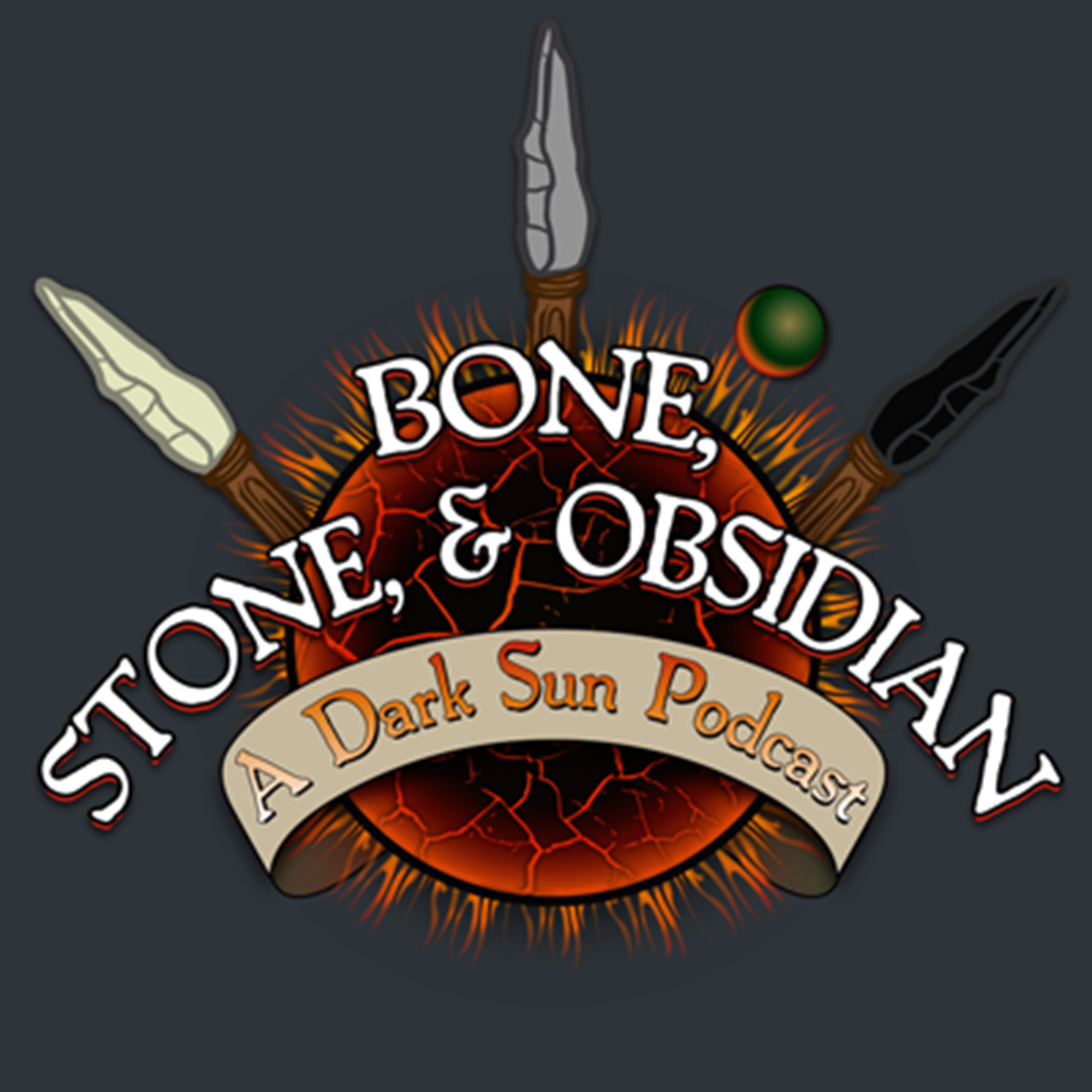 Bone, Stone, and Obsidian